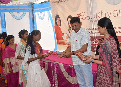 Providing for Sustainable Menstrual Hygiene in Rural India